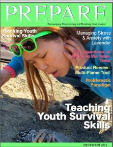 PREPARE Magazine December 2013