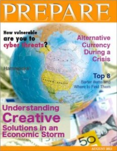 PREPARE Magazine August 2013
