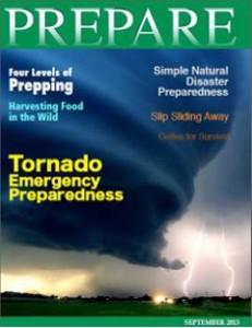 PREPARE Magazine September 2013