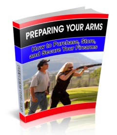 Preparing Your Arms