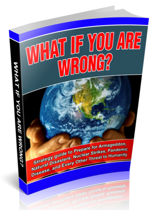 What if You Are Wrong?