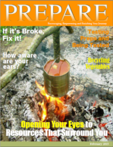PREPARE Magazine February 2015