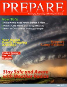 PREPARE Magazine June 2015