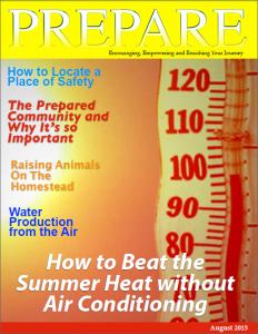 PREPARE Magazine August 2015