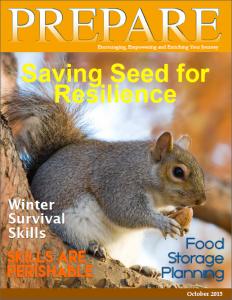 PREPARE Magazine October 2015