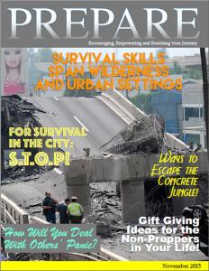 PREPARE Magazine, November 2015